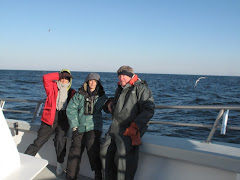 Me, Jack & Elizabeth on Our Pelagic