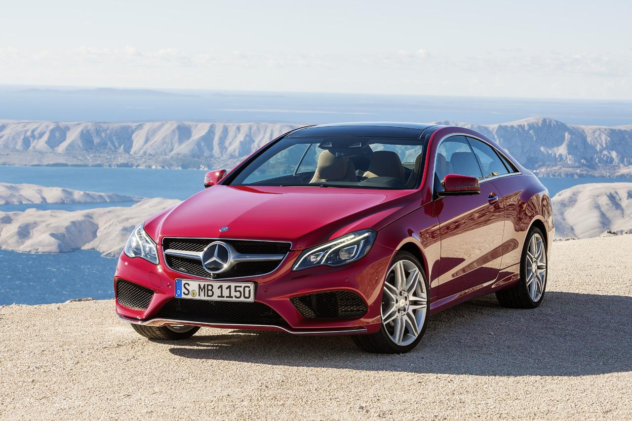 Yeni arabalar car pages - Mercedes e class coupe 2014 ...