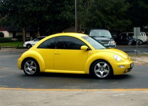 VW Beetle TDi Car Wallpaper