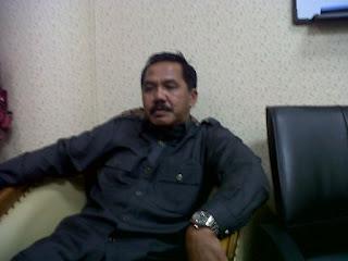 Anggota komisi D DPRD Jatim Eddy  Paripurna