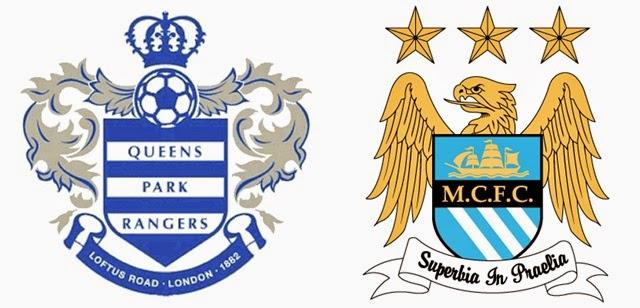 QPR Vs Manchester City