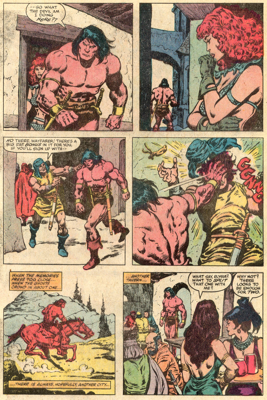 Conan the Barbarian (1970) Issue #115 #127 - English 12