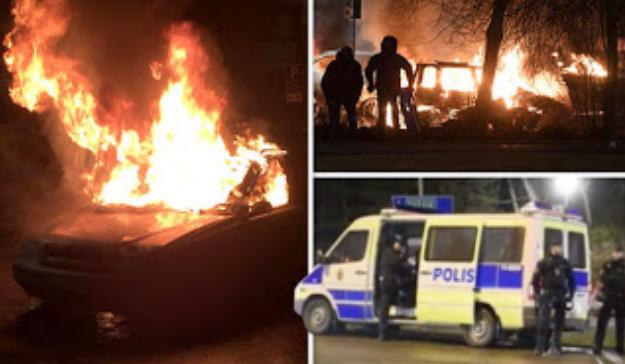 ΚΑΤΑΣΤΑΣΗ ΕΚΤΑΚΤΟΥ ΑΝΑΓΚΗΣ ΣΤΗ ΣΤΟΚΧΟΛΜΗ:Πραγματικά πυρά εναντίον των μουσουλμάνων μεταναστών!