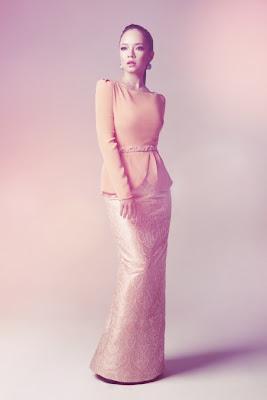 Pin Fesyen Raya Terkini Trend Baju Kurung Moden Ajilbabcom Portal on ...