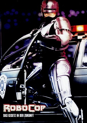 RoboCop - O Policial do Futuro Versão do Diretor Filmes Torrent Download capa