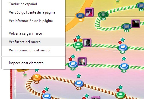 Truco: Boosters y vidas ilimitados para Candy Crush