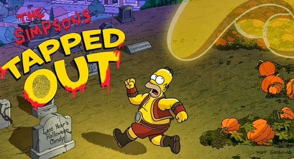 The Simpsons™: Tapped Out Apk v4.8.0 Mod [Donuts e Money ilimitados]