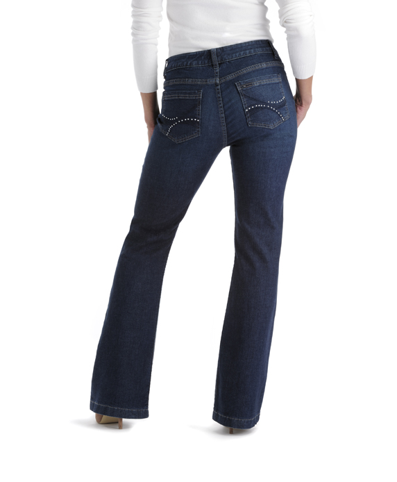 Lee slender secret bootcut jeans plus size