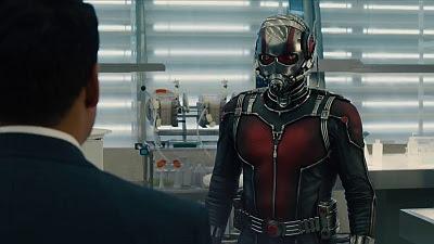 Ant-Man (Movie) - (Extended) TV Spot  4 / (20) - Screenshot