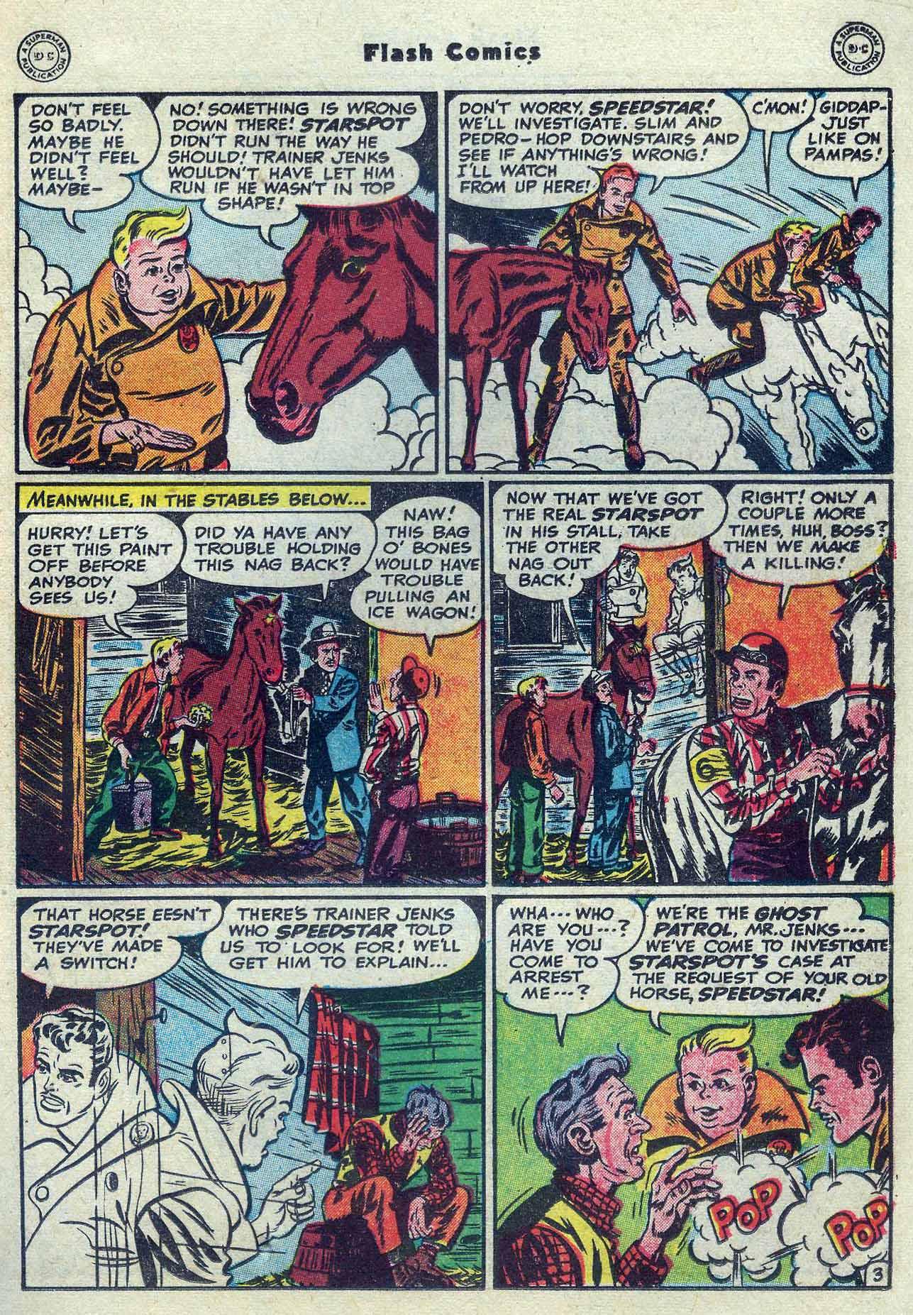 Flash Comics Issue #104 #104 - English 27