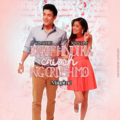 """Just recently, a teaser of the upcoming movie """"Bakit Hindi Ka Crush ng"""