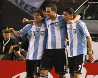 بالفيديو: اهداف مباراة الارجنتين وايطاليا اليوم الاربعاء 14/8/2013