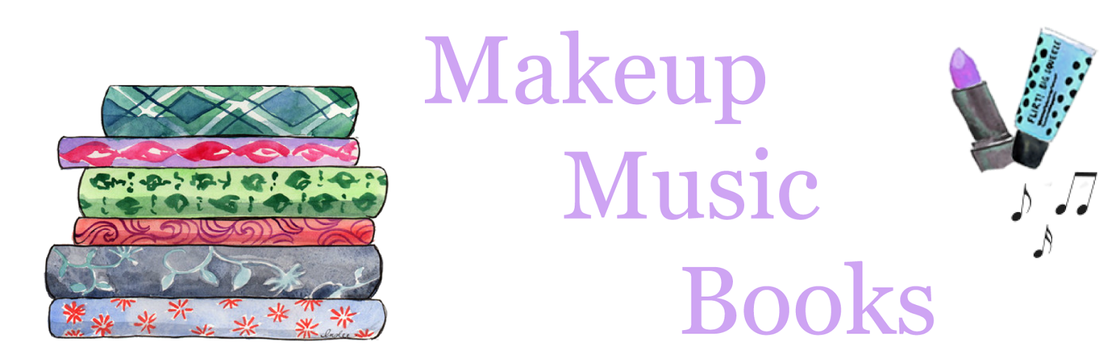 Makeup Music Books