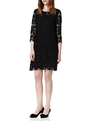 House of Fraser Black Lace Dress