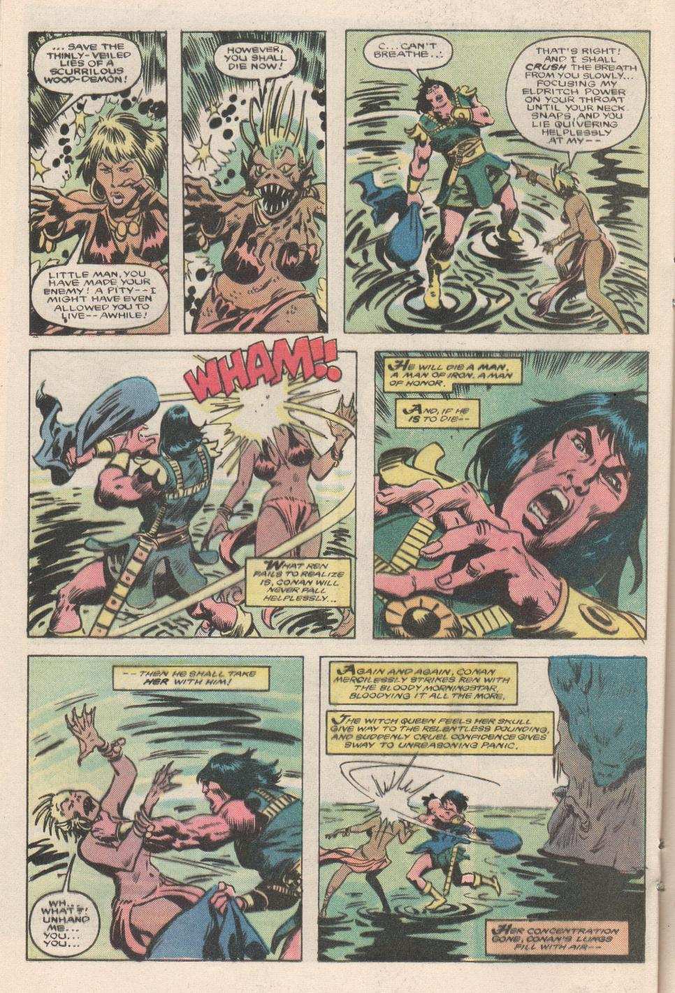 Conan the Barbarian (1970) Issue #180 #192 - English 15
