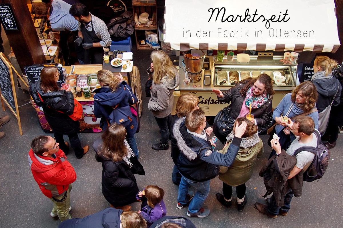 """""""Marktzeit"""" in der Fabrik in Hamburg-Ottensen - """"Fee ist mein Name"""""""