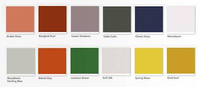 Elizabeth co valspar free paint sample giveaway for Valspar color visualizer