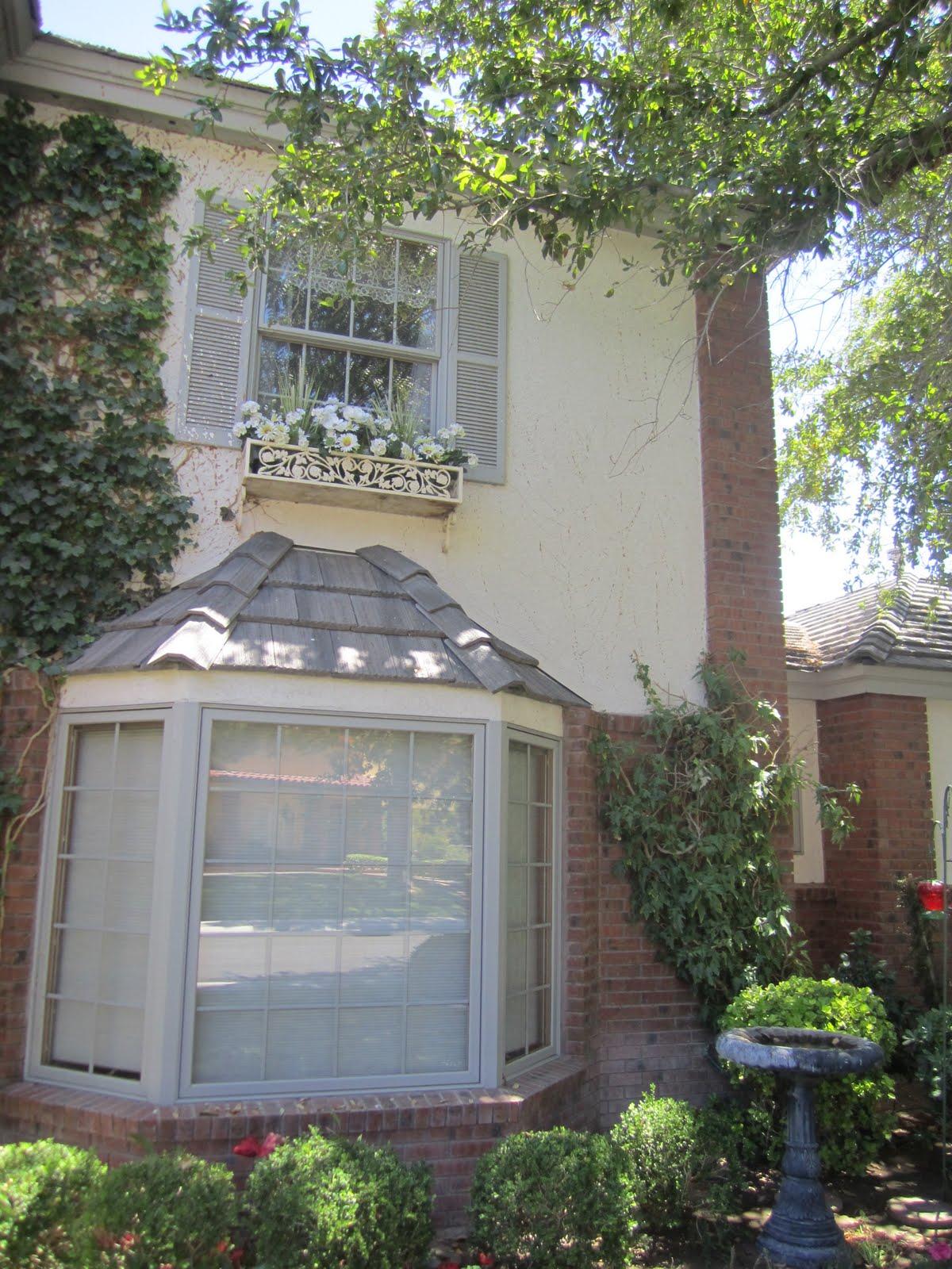 Summer Window Box Home Garden Wendys Hat