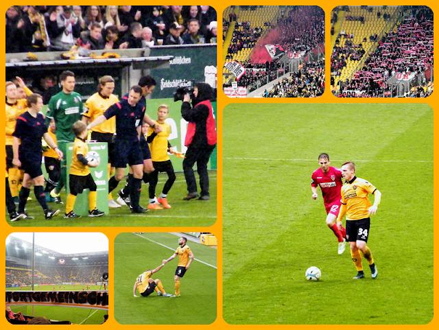 Dynamo Dresden vs Energie Cottbus