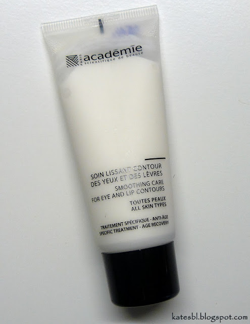 Académie Smoothing Care For Eye And Lip Contours
