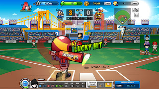 Cheat++Baseball+Heroes Contact Hit, Lucky and Power Hit