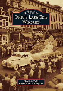 My Book on Ohio's Lake Erie Wineries