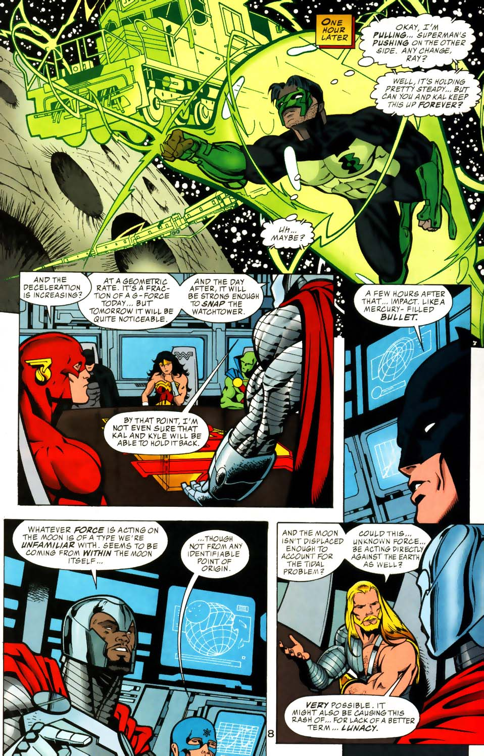 JLA 80-Page Giant - Chapter  3 | pic 10