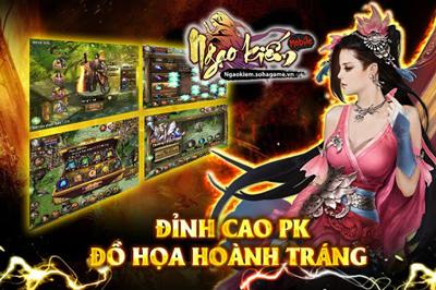 Game Ngao Kiếm Mobile