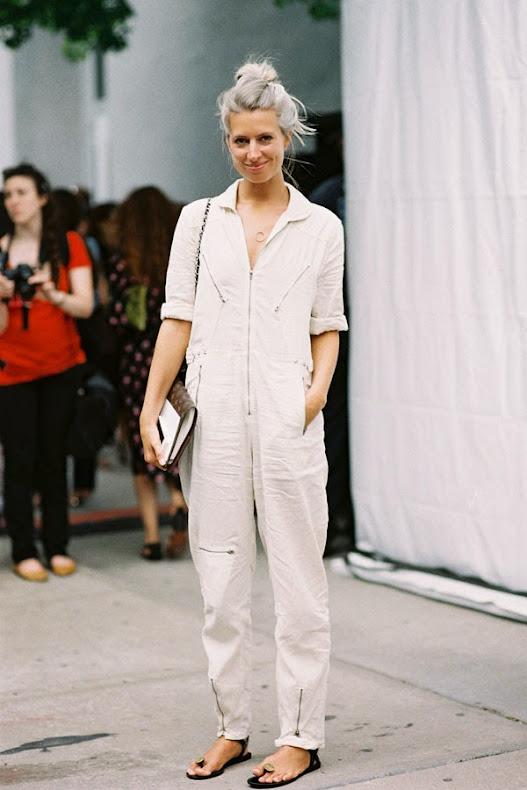 New York Fashion Week Ss 2014 Sarah Vanessa Jackman