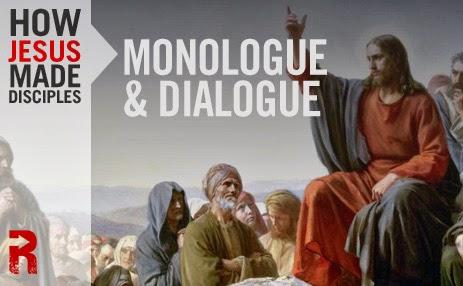 dialog bukan monolog