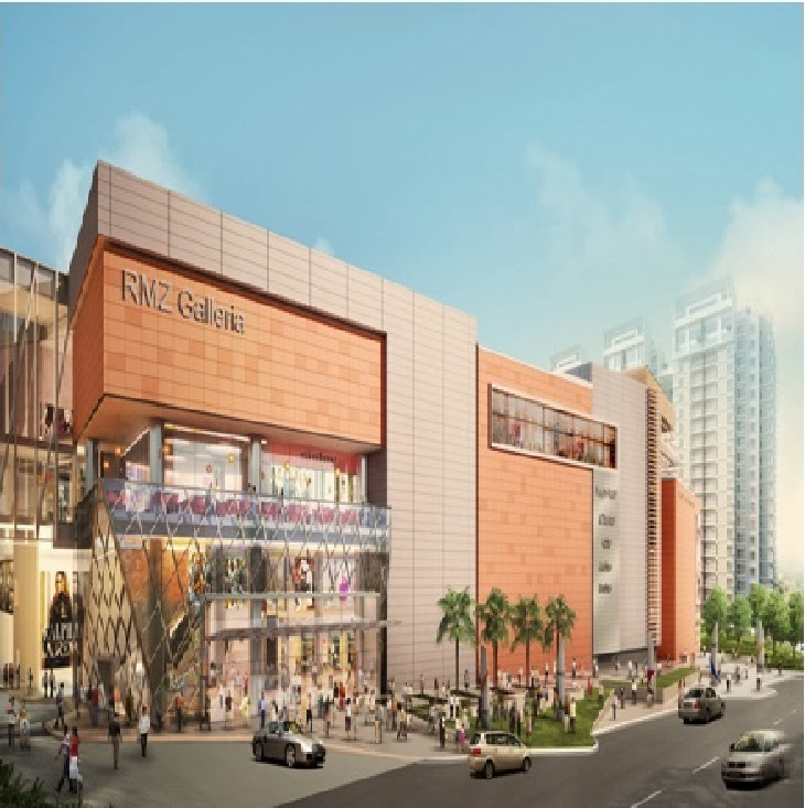 Galleria Mall: RMZ Galleria @ Yelahanka