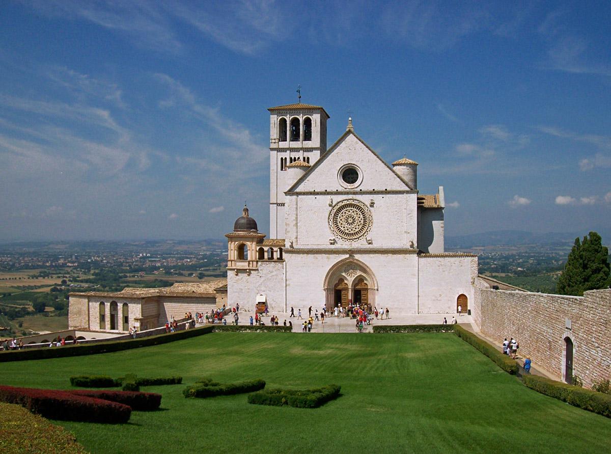 Pellegrinaggio ad Assisi