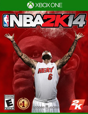 NBA 2K14 Xbox 360 to Xbox One Trade-in Deal