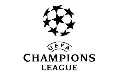 UEFA champions League White Logo Wallpapers