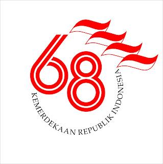 logo HUT RI 68
