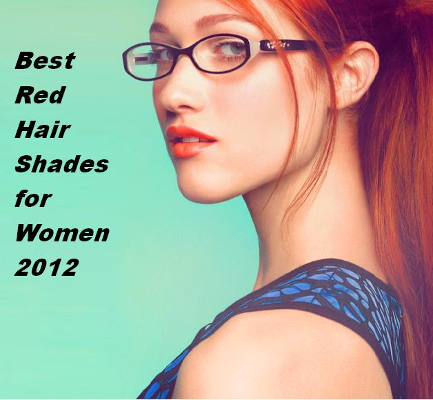 Shades Of Red Hair Color Chart 40902 New Colors Diffe