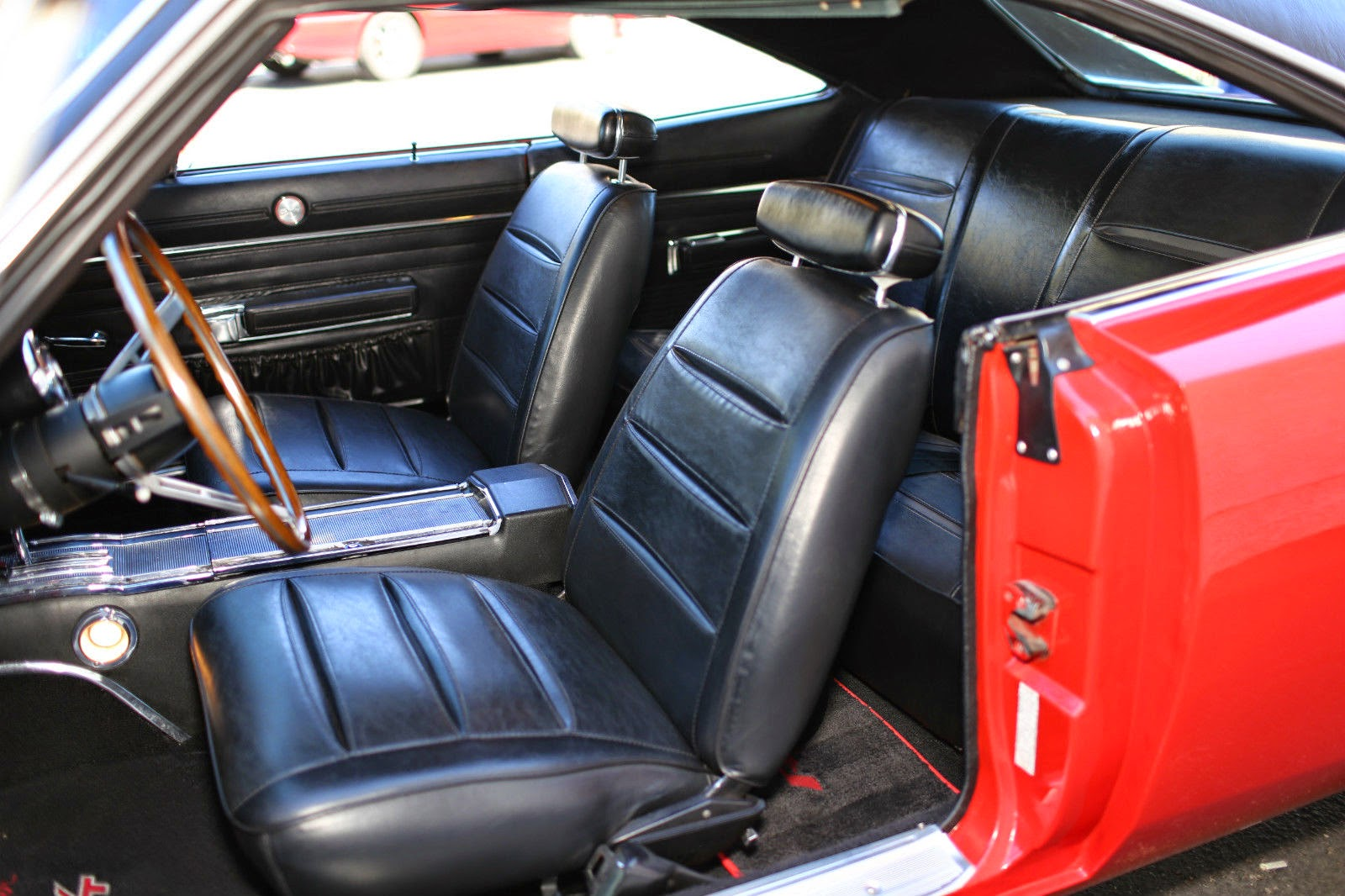 Dodge Charger 1968 Interior Www Imgkid Com The Image