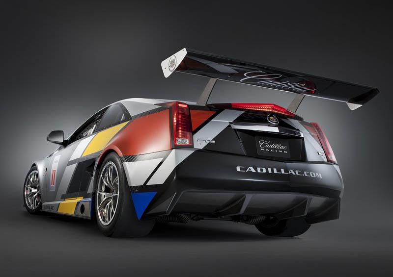 Cadillac Cts V Coupe Wallpaper. Cadillac CTS-V Coupe Race Car,
