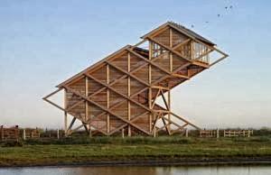 Menara Observasi Burung, Jerman