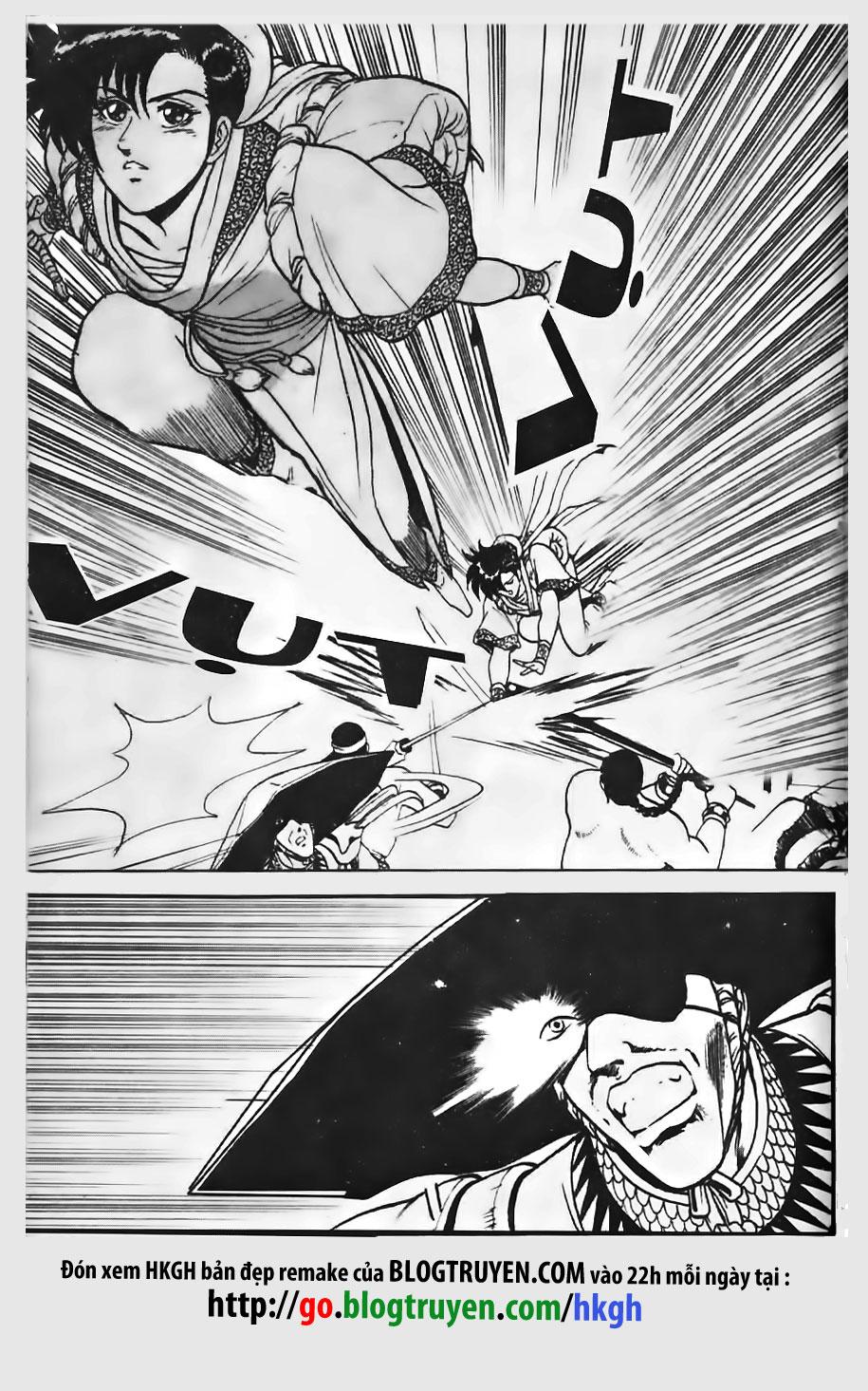 Hiệp Khách Giang Hồ trang 32