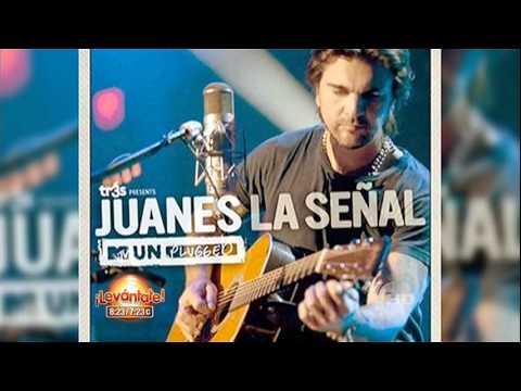 """Hoy sale oficialmente a la venta el nuevo disco de Juanes """"La señal"""""""