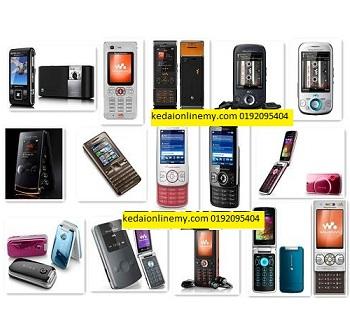 Telefon Bimbit Handphone Klasik Sony Ericsson