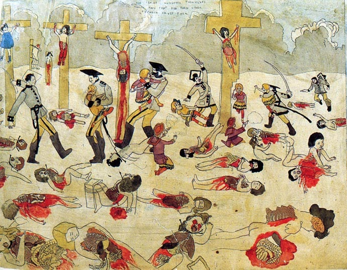 Henry darger in the realms of the unreal