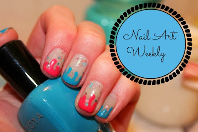 Nail Art Weekly Blog Project