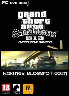 GTA San Andreas B-13 NFS