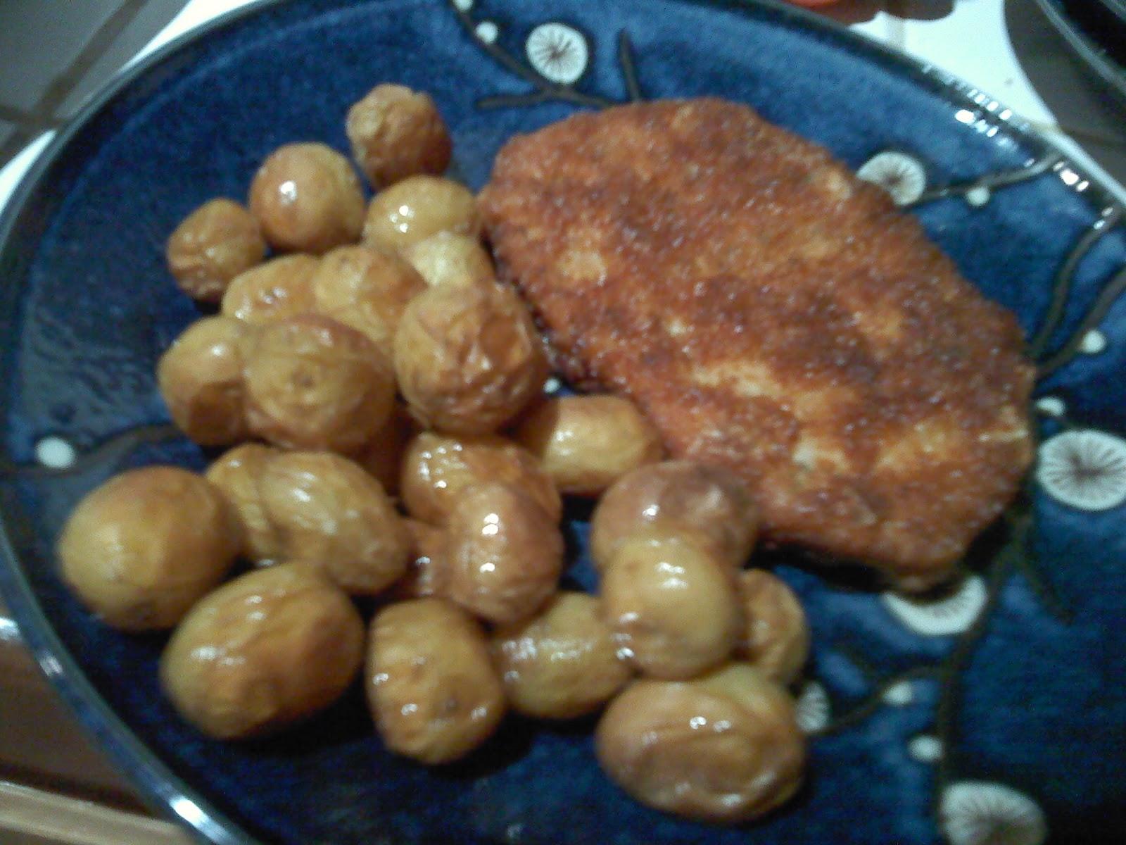 Sophia Martin 39 S Recipe Blog Fried Pork Chops With Baby