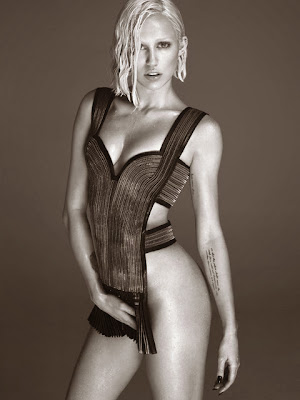 Miley Cyrus HQ Pictures W  Magazine Photoshoot March 2014 By Mert Alas & Marcus Piggott