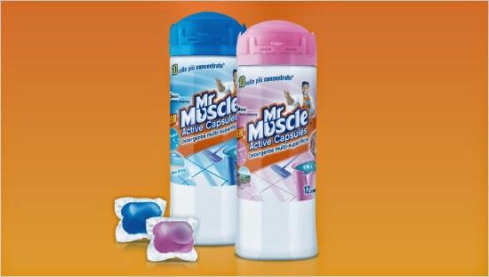 Ambasciatrice: MR MUSCLE