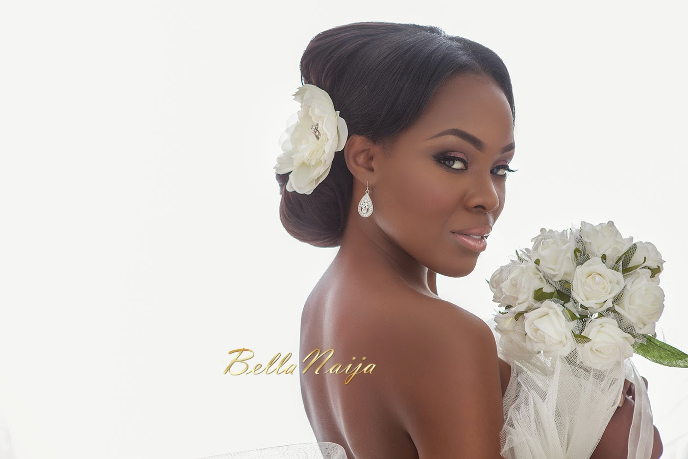 Bridal hairstyles for the bride to be | Weddings in Nigeria