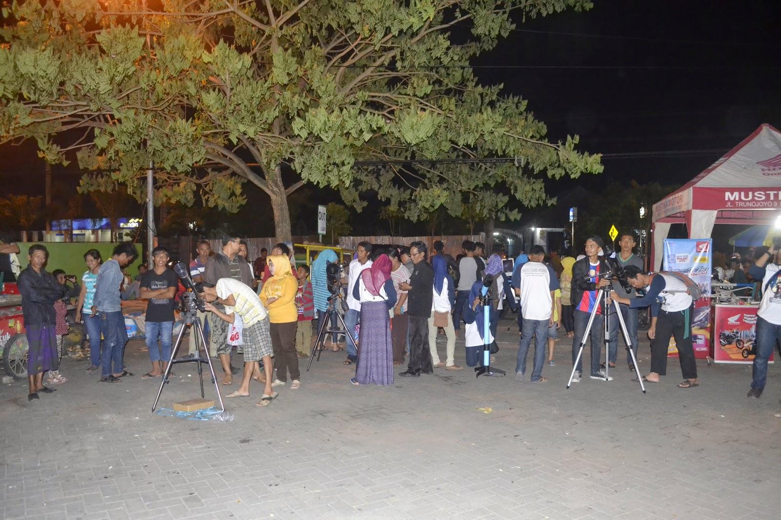 Saat di Bangkalan